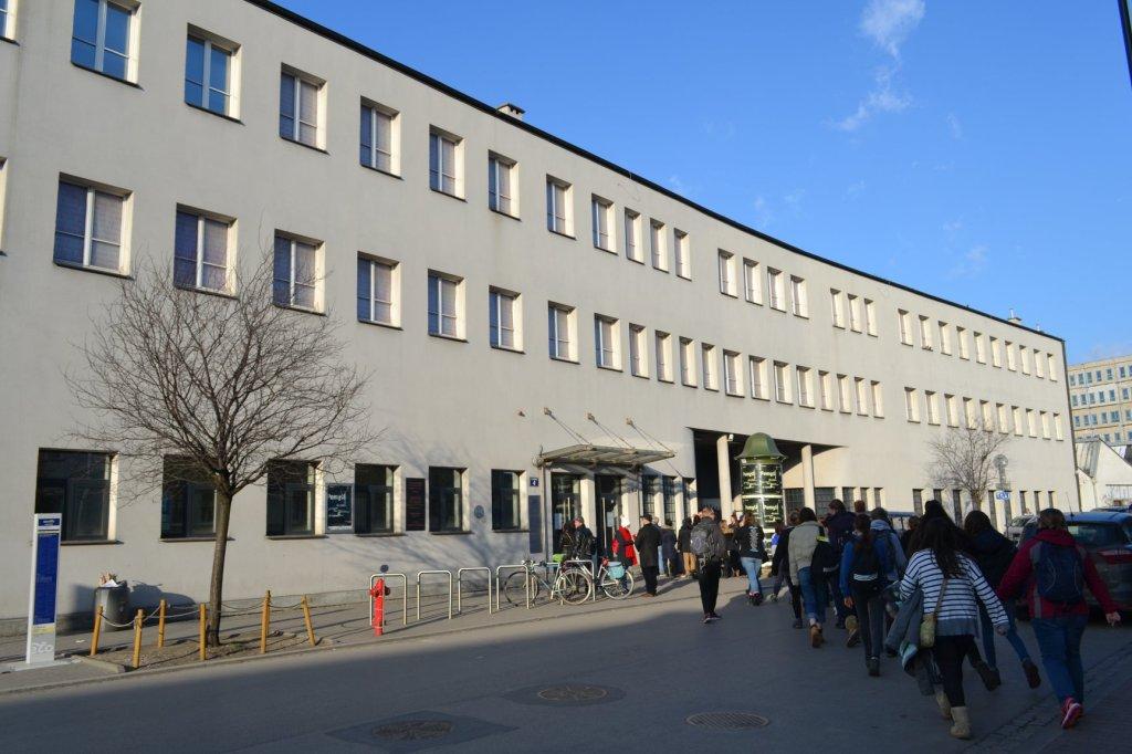 Oskar Schindler's factory in krakow
